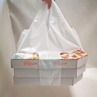 Vrečke za pizza kartone