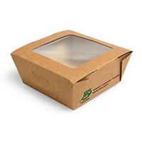 Kartonske škatle z okencem